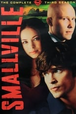 Smallville As Aventuras do Superboy 3ª Temporada Completa Torrent Dublada