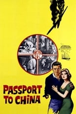 Passport To China (1961) Box Art