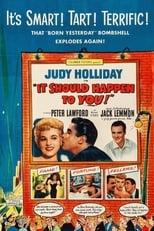 It Should Happen To You (1954) Box Art