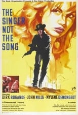 The Singer Not the Song (1960) Box Art