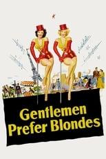 VER Los caballeros las prefieren rubias (1953) Online Gratis HD