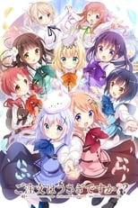 Poster anime Gochuumon wa Usagi Desuka??: Sing for YouSub Indo