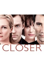 Official movie poster for Closer (2004)