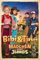 Filmposter: Bibi & Tina - Mädchen gegen Jungs