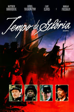 Tempo de Glória (1989) Torrent Dublado e Legendado