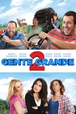 Gente Grande 2 (2013) Torrent Dublado e Legendado