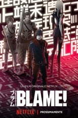 Blame! (2017) Torrent Dublado e Legendado