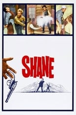 Shane (1953) Box Art