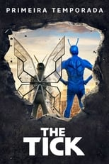 The Tick 1ª Temporada Completa Torrent Dublada e Legendada