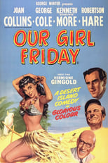 Our Girl Friday (1953) Box Art