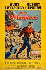 The Unforgiven (1960) Box Art
