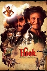 Hook, a Volta do Capitão Gancho (1991) Torrent Dublado e Legendado