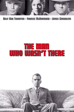 The Man Who Wasn't There small poster