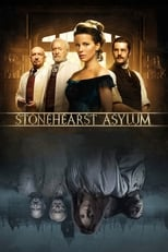 Official movie poster for Stonehearst Asylum (2014)