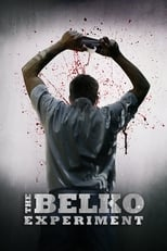 Official movie poster for The Belko Experiment (2016)