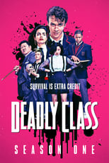 Deadly Class 1ª Temporada Completa Torrent Legendada