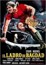 As Aventuras do Ladrão de Bagdá (1961) Torrent Legendado