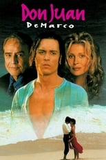 Official movie poster for Don Juan DeMarco (1994)