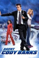 Official movie poster for Agent Cody Banks (2003)