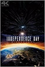 Independence Day - Wiederkehr: 20 Jahre ist es her, dass Aliens die Erde attackierten und die Hälfte der Bevölkerung auslöschten. Vor allem der mutigen Mission des Piloten Steven Hiller und des Satellitentechnikers David Levinson verdanken wir es, dass die Außerirdischen 1996 besiegt wurden – tragischerweise kam Hiller dann 2007 ums Leben, als er einen Alien-Hybrid-Fighter testete. Und 2016 wird er umso mehr vermisst, als sich die Warnung des Ex-Präsidenten Whitmore bewahrheitet und die Außerirdischen einen neuen, noch verheerenden Angriff starten! Die Menschheit, die in bis dato nie gekannter Einigkeit ein mit Alien-Technologie erweitertes Verteidigungssystem schuf, steht vor ihrer größten Herausforderung. Die Hoffnungen ruhen auf den jungen Kampfpiloten Jake und Dylan, dem Sohn des verstorbenen Steven Hiller…