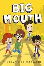 Big Mouth 1ª Temporada Completa Torrent Dublada e Legendada