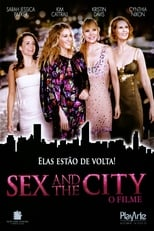 Sex and the City: O Filme (2008) Torrent Legendado