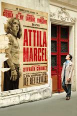 Poster for Attila Marcel
