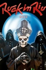 Ghost: Rock in Rio 2013
