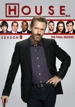 Dr. House 8ª Temporada Completa Torrent Dublada e Legendada