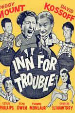 Inn For Trouble (1960) Box Art