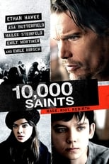10,000 Saints poster