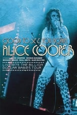 Alice Cooper: Good to See You Again