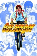 Poster anime Golden Boy Sub Indo