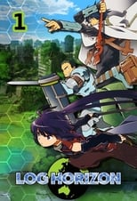 Log Horizon: Season 1 (2013)