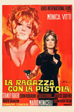 Girl With A Pistol (1968) Box Art