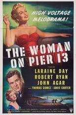 The Woman on Pier 13 (1949) Box Art