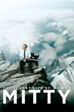 The Secret Life of Walter Mitty (2013) Box Art