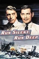 Run Silent Run Deep (1958) Box Art