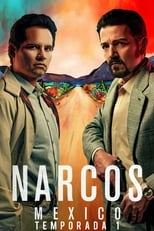 Narcos Mexico 1ª Temporada Completa Torrent Dublada e Legendada