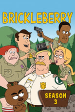 Brickleberry 3ª Temporada Completa Torrent Dublada