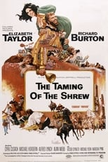 The Taming of the Shrew (1967) Box Art