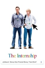 Poster van The Internship