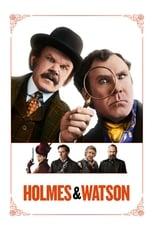 Holmes & Watson poster image