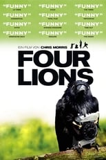 Filmposter: Four Lions