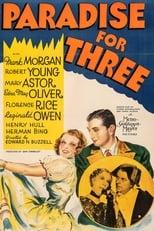 Drei Männer im Paradies