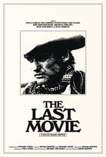 Official movie poster for The Last Movie (1971)