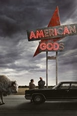 Poster for American Gods
