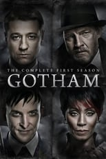 Gotham 1ª Temporada Completa Torrent Dublada e Legendada