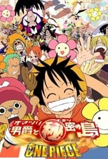 One Piece: Baron Omatsuri and the Secret Island