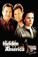 Official movie poster for Hidden in America (1996)
